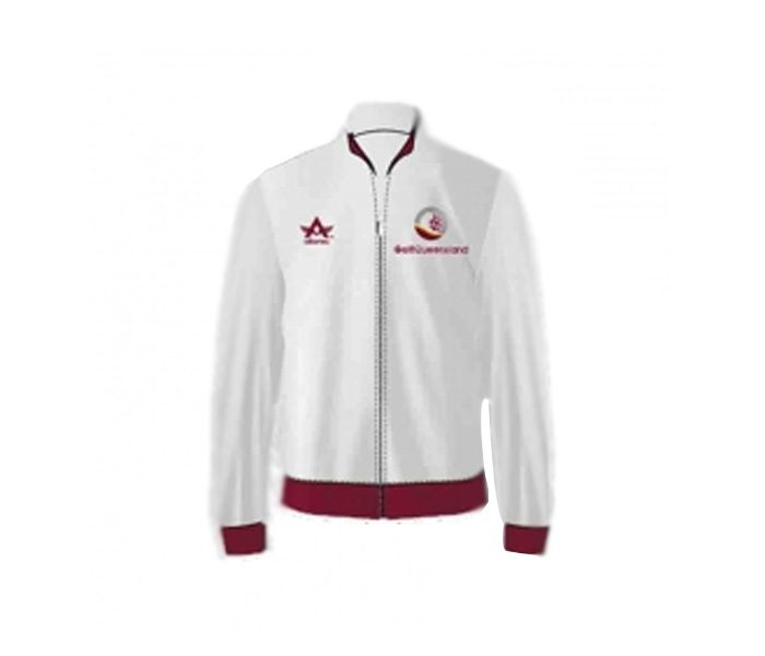 Classy White Golf Jacket in UK and Australia