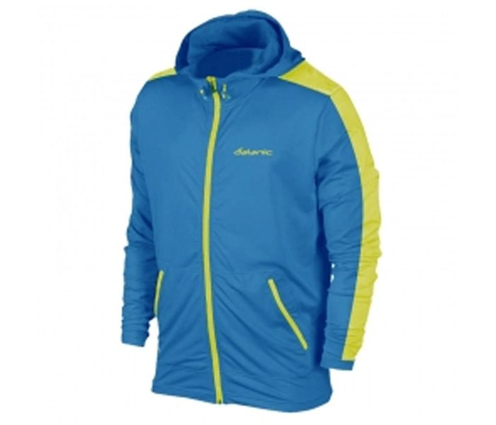 Cobalt Blue and Yellow Designer Hoodie in UK and Australia