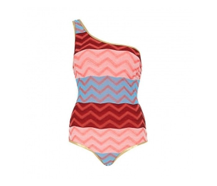 color-block-one-piece-swim-wear in UK and Australia