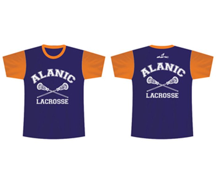 Color Blocking Lacrosse Tee in UK and Australia