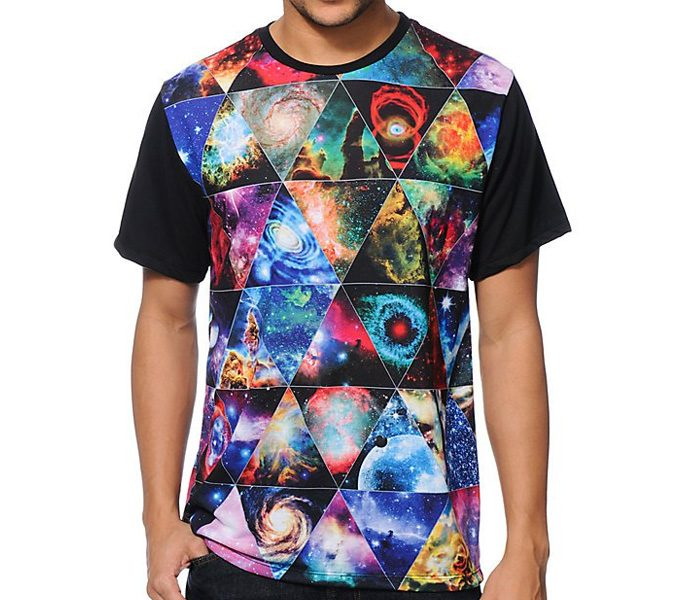Constellation Graphic Sublimation Tee in UK and Australia