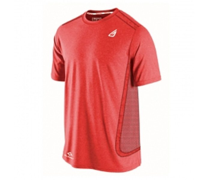 Coral Red Fitness Tee in UK and Australia