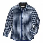 Crisp blue Check Shirt in UK and Australia