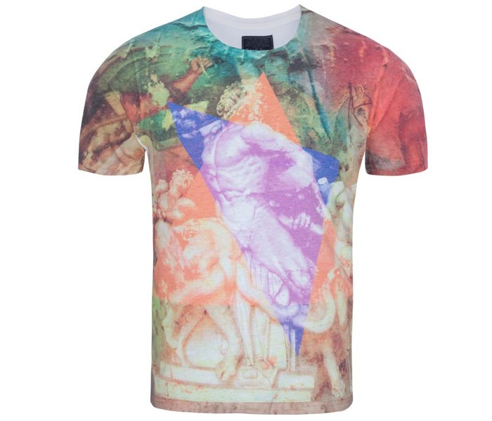 Da Vinci Sublimation Tee in UK and Australia