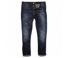 Dark Blue Denim Bottom in UK and Australia