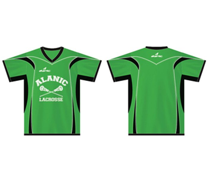Dark Green Lacrosse Tee in UK and Australia