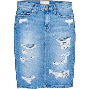 Dark Pencil Tattered Denims in UK and Australia