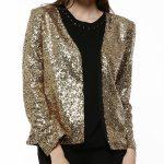 Dazzling Gold Lifestyle Jacket in UK and Australia