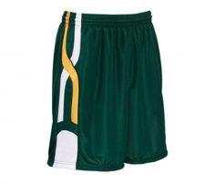 Deep Green Basketball Shorts in UK and Australia
