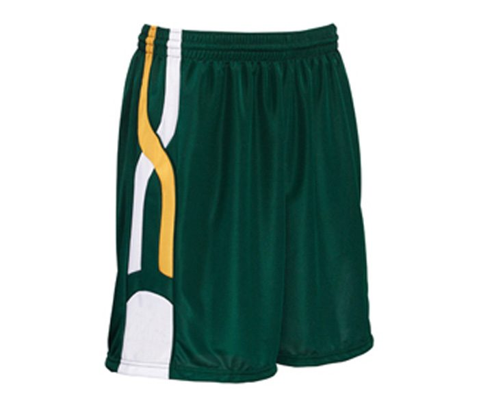 Deep Green Basketball Shorts in UK and Australia