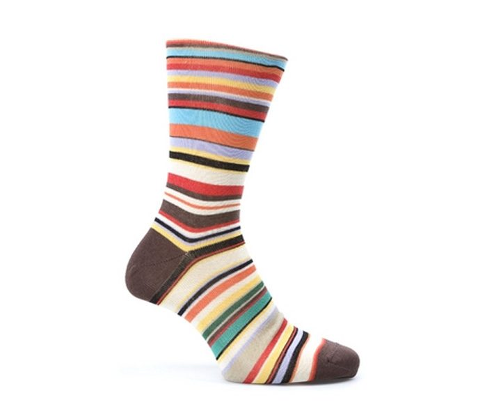 Designer Multi-colour socks in UK and Australia