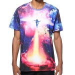 Dreamy Astronaut Sublimation Tee in UK and Australia