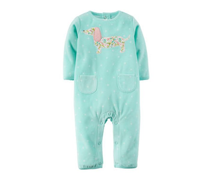 Fleece Fresh Mint Jumpsuit in UK and Australia