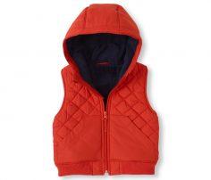 Fleece Half Sleeve Vest For Toddlers in UK and Australia