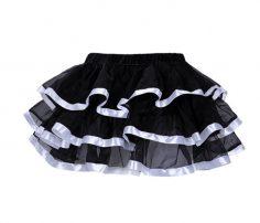 Flirty Frills Short Skirt