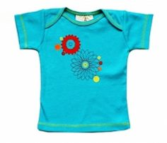 Flower Print Top For Infants in UK and Australia