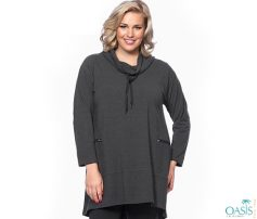 Woman's Plus Size Tops – Celebrating the Curvy Fashionista