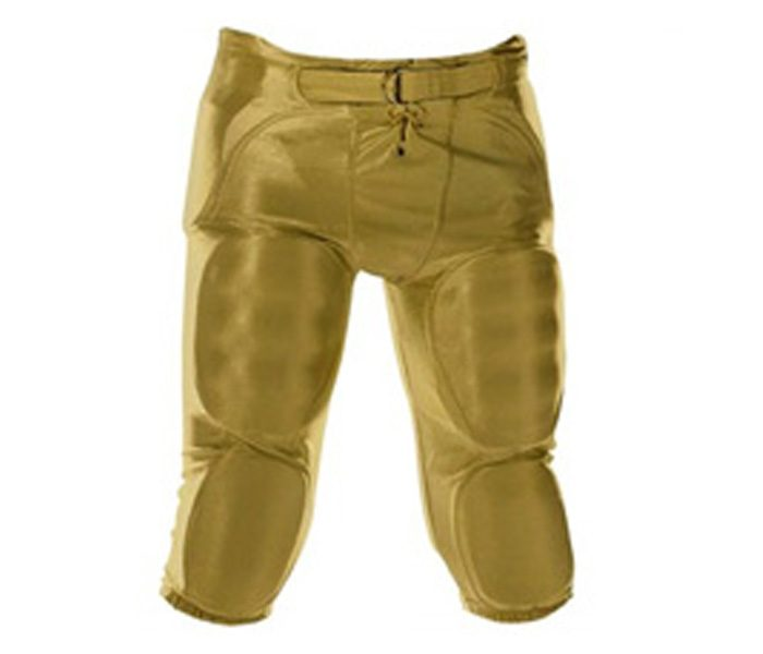 Glossed Chrome American Football Pants in UK and Australia