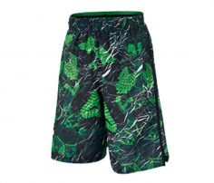 Wholesale Green and Black Basketball Shorts in USA