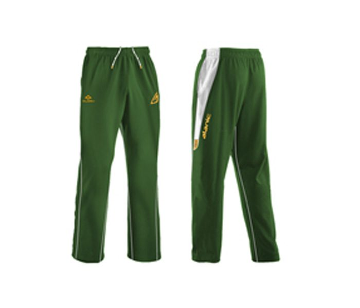 Green Cricket Sweat Pants in UK and Australia