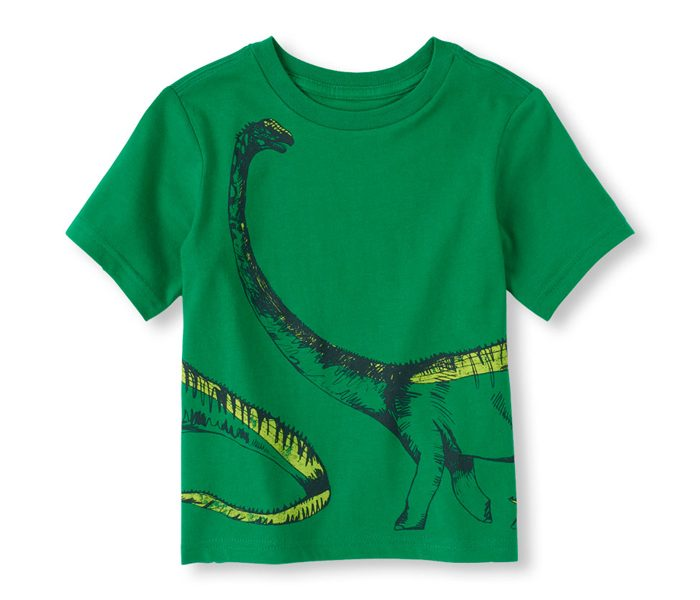 Green dinosaur Shirt in UK and Australia