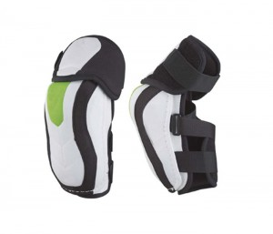 Green & White Ice Hockey Elbow Pads in UK and Australia