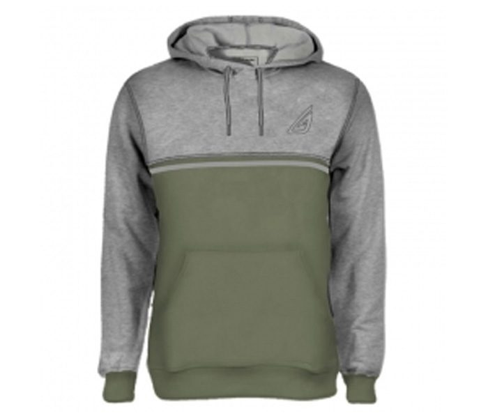 Grey and pastel Green Designer Hoodie in UK and Australia