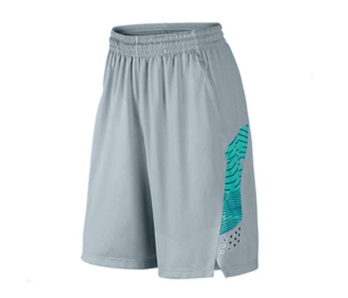 Grey Basketball Shorts in UK and Australia