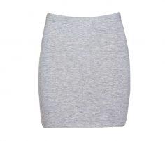 Grey Body Con Skirt in UK and Australia