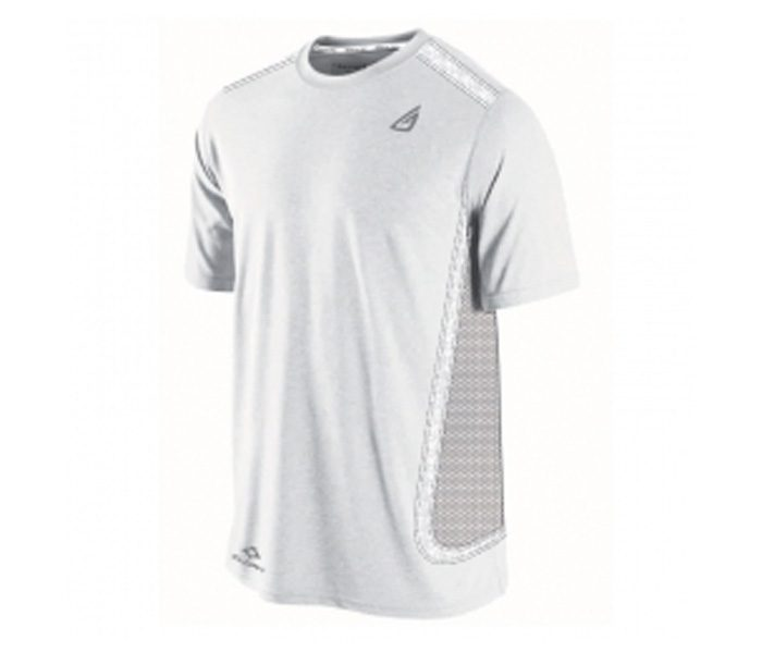 Grey Melange Fitness Tee in UK and Australia