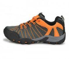 Grey & Orange Running Shoe in UK and Australia