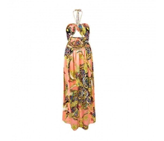 Wholesale Halter-neck Beach Dress in USA