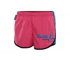 Healthy Pink BUPA Shorts in UK and Australia