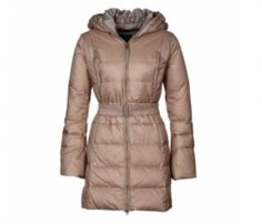 Insulated Hooded Pink Winter Parka in UK and Australia