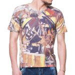 Jazzy Music Sublimation Tee in UK and Australia