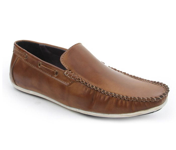 Leather Brown Loafers in UK and Australia
