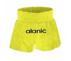 Lemon Yellow Boxing Shorts in UK and Australia