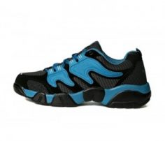 Light Blue & Black Sports Shoes in UK and Australia