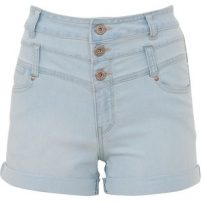 Light Blue Denim Shorts in UK and Australia