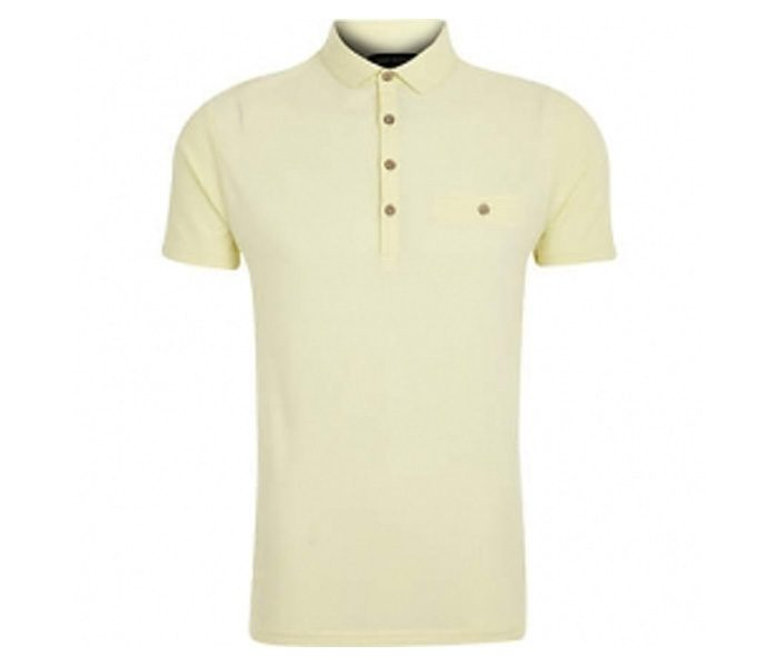 Light Lemon Polo T shirt in UK and Australia