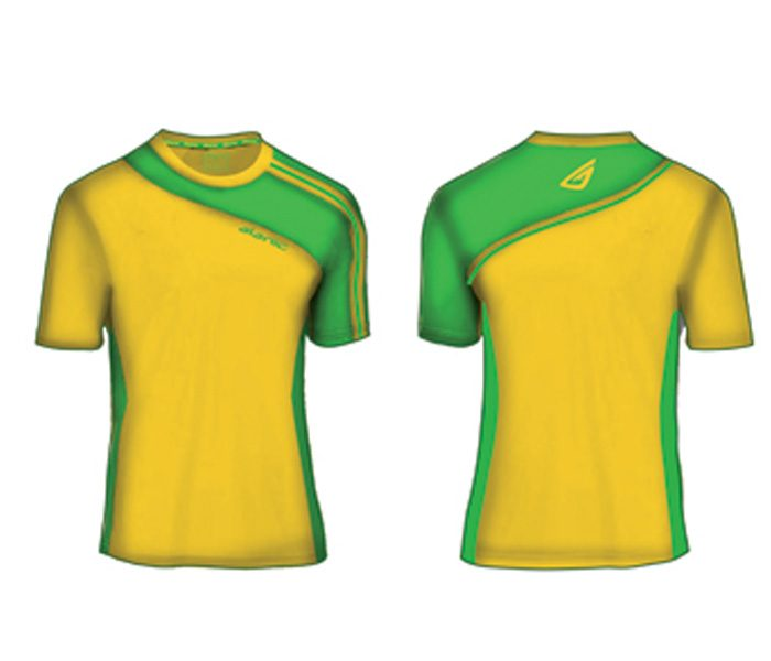Lime and Lemony Soccer Teein UK and Australia