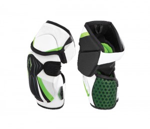 Lime Green & White Ice Hockey Elbow Pad in UK and Australia