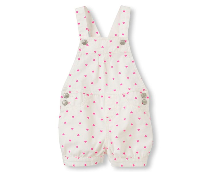 Little heart Shortalls in UK and Australia