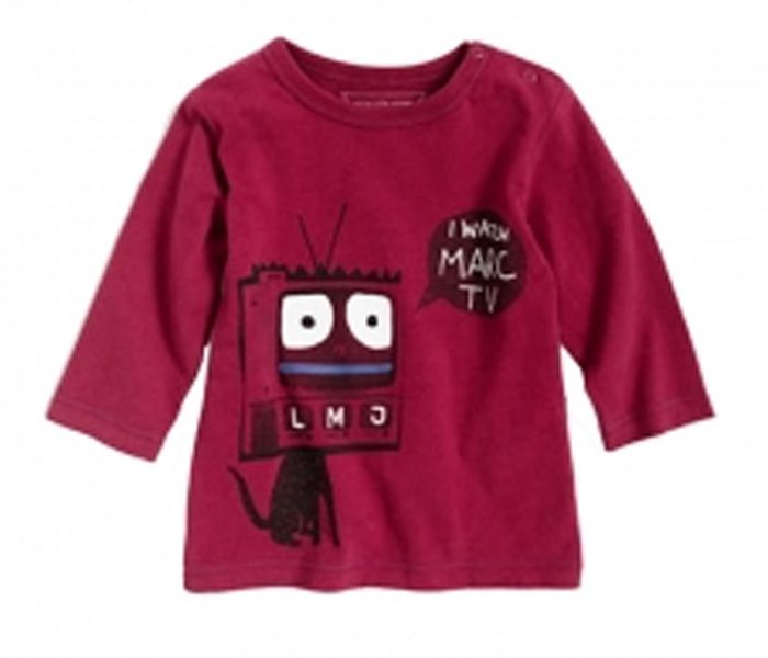 Little Marc Jacobs Long Sleeve T Shirt in UK and Australia
