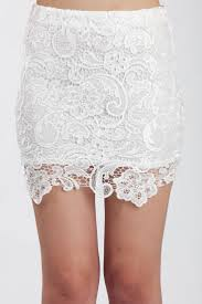 Little White Skirt in UK and Australia