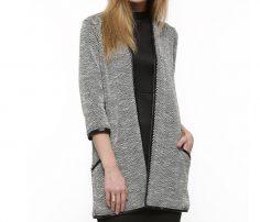 Long Grey Lifestyle Coat in UK and Australia