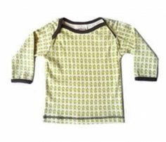 Long Sleeve Infant Top in UK and Australia