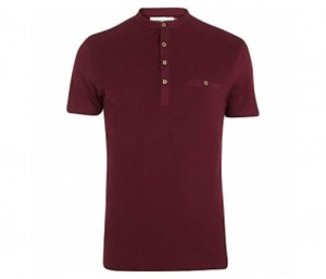 Maroon Polo T Shirt in UK and Australia