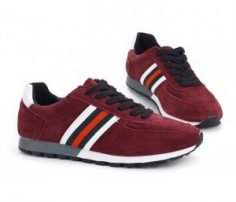 Maroon Walking Shoes in UK and Australia