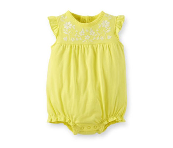 Mellow Yellow Baby Bodysuit in UK and Australia